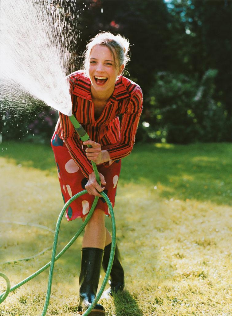 Wasser bringt Freude - und schenkt Leben!